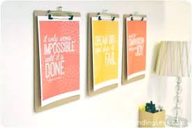 Diy Office Decorating Ideas Diy Office Wall Decor Office Decorating Idea Image For Office