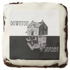 Downton Favors by Pocket Of Sunglasses Customizable Brownies Brownies Favors