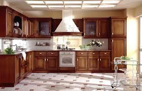Kitchen With Brown Cabinets Kitchen Kerala Style Kitchen Cabinets Dark Brown Design Ideas