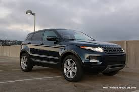 range rover land rover review 2013 land rover range rover evoque video the truth