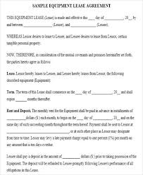38 lease agreement forms