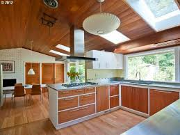 Kitchen Cabinets Portland Oregon Best 25 Mid Century Kitchens Ideas On Pinterest Midcentury