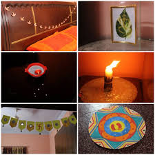Home Decoration Ideas For Diwali Diy Room Decor For Diwali Youtube