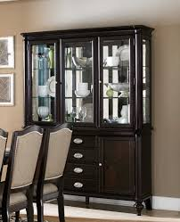 Dining Room Hutch Ideas Best Black Dining Room Hutch Images Home Design Ideas