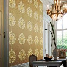 wallpapers in home interiors modern interior wallpaper affordable regal leather walls that put
