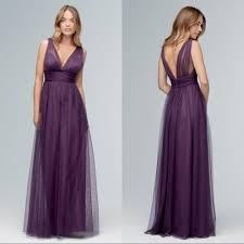 deep purple color purple bridesmaid dresses are best for you mk dress