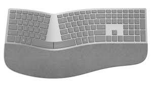 microsoft keyboard layout designer the curvaceous microsoft surface ergonomic keyboard design milk