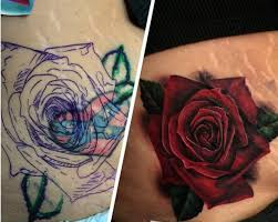 these tattoo cover ups will restore your faith in humanity