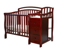 Mini Crib With Mattress by Amazon Com Dream On Me Casco 3 In 1 Mini Crib And Dressing Table