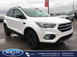 ford escape grey 2017 ford escape house of cars airdrie