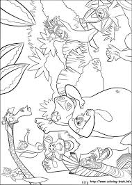 pictures jungle animal coloring pages 20 on seasonal colouring