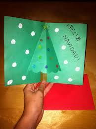 how to make a popup christmas tree card 13 steps