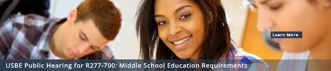 usbe utah state board of education