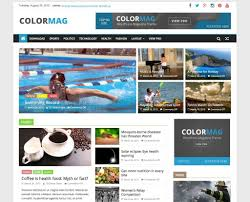 food templates free download 15 best free personal blog wordpress themes templates 2017 free wordpress themes for personal blog colormag
