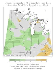 Normal Illinois Map by Hydroclim Minnesota For Early January 2017 Minnesota Dnr
