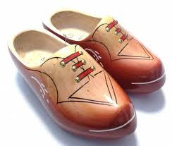 luxurious dutch wooden shoes red brown the dutch clog store