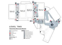 Recreation Center Floor Plan by Terwillegar Amenities City Of Edmonton
