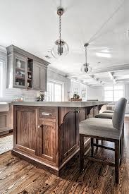 what color countertops with walnut cabinets grey kitchen design home bunch interior design ideas