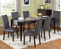 7 piece dining room sets latitude run cox 7 piece dining set u0026 reviews wayfair