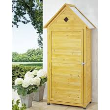 armadi in legno per esterni armadi da esterno per tenere ordine in giardino