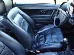 scirocco volkswagen interior clean 1988 vw scirocco interior german cars for sale blog