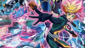 yu gi oh vrains shares new duel details concept art