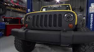 jeep jku truck conversion rhino linings jeep wrangler on truck u youtube