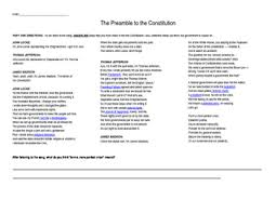 preamble to the constitution flocabulary song and translation chart