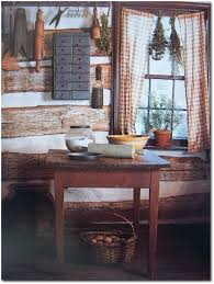 Home Decorating Book How To Really Live Life The Primitive Style American Country