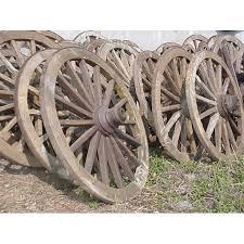 Western Style Patio Furniture Groovystuff Antique Western Wood Wagon Wheel Tf 221