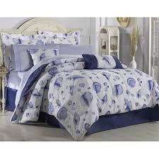Seashell Queen Comforter Set Bedding Sets Betterimprovement Com Part 27