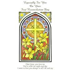 reconciliation gifts reconciliation card family catholic gifts