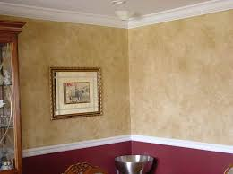 Faux Painting Turn Your Bare Wall Into Fascinating Look With Faux Painting Ideas