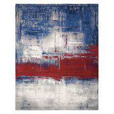 Red White And Blue Rugs Rug Shades Blue Home Fashion Forecast