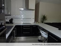 metamorphouse cuisine décoration cuisine americaine noir et blanc 98 cuisine
