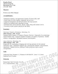 Medical Office Resume Sample by Medical Office Manager Sample Resume Example 1 Medical Office