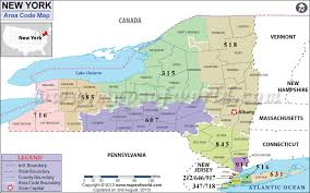 map of area codes york area codes map of york area codes