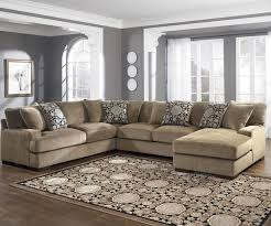 ashley home decor furniture u shape sectional by ashley furniture chicago with