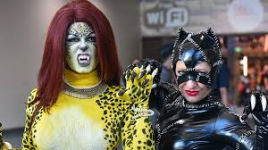 san diego makeup school foxy faces top 20 cosplayers of comic con 2017 times of san diego