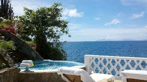 view from terrace room picture of curtain bluff resort saint