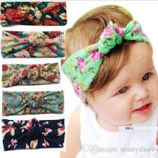 toddler hair accessories 2017 new baby girl toddler newborn headband multi color