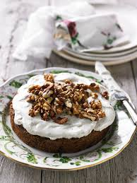 supercharged food scrummy gluten and sugar free carrot cake