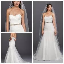 david s bridal wedding dresses on sale 2016 mermaid tulle wg3791 davidsbridal wedding dresses strapless