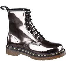s quantum boots dr martens s koram metallic boots polyvore
