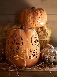 ceramic pumpkins pottery pinterest autumn fall decor and