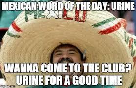 Mexican Sombrero Meme - happy mexican imgflip