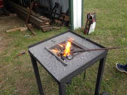 propane gas forge build