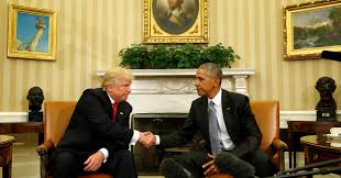 who moved the norman rockwell painting in the oval office huffpost