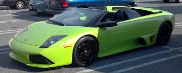 Lamborghini Gallardo Green - green lamborghini