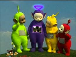 teletubbies dublado